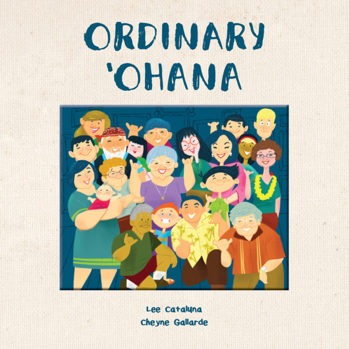 Ordinary-Ohana-Cover-Front